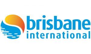 ブリスベン国際のロゴ