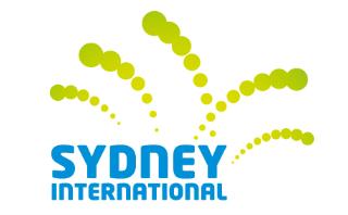シドニー国際ロゴ